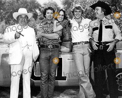 ... Sorrell Booke Photo - Sorrell Booke Tom Wopat John Schneider and  Catherine Bach in Dukes of