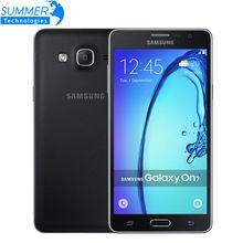 "Original Unlocked Samsung Galaxy On7 G6000 4G LTE  Quad Core Dual SIM MSM8916 5.5"" 13MP 1.5G RAM 8GB ROM 1280×720 Android Phone"