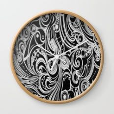 All 55 Wall Clock