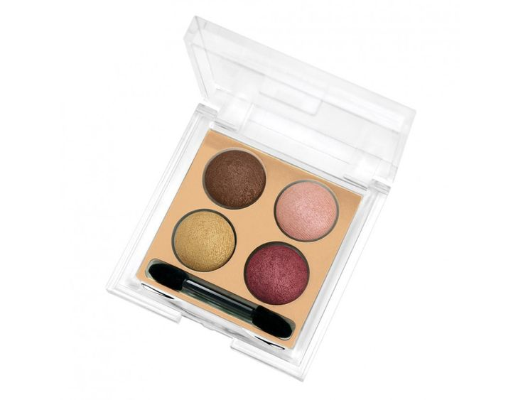 Wet & Dry Eyeshadow - cienie do powiek na mokro - Golden Rose