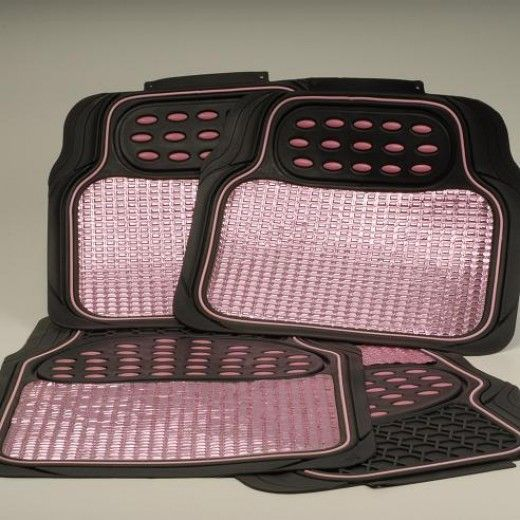 Pink Car Accessories