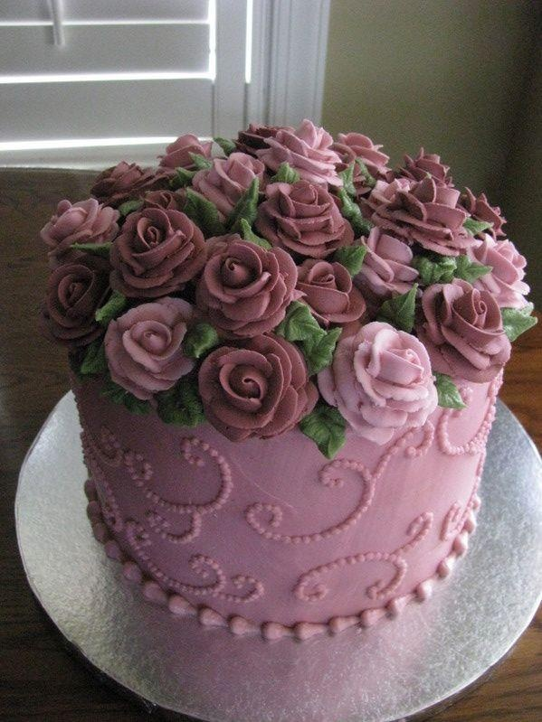 Cake With Royal Icing Flowers : 100+ ideas to try about Cake decorating Biscuits, Cake ...