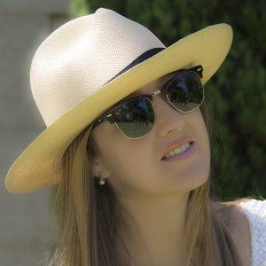 Panama Cuenca Hat - Fedora for Women (Grade 3-4)