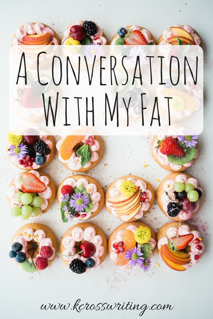 Talking about fat is never easy, so this post is going to be a doozy. A frightening, wonderful, scary piece.I've oscillated over posting this A LOT. Ultimately, I believe in the power of transparency and openness, so I'm giving all of you a vulnerable little piece of my heart.