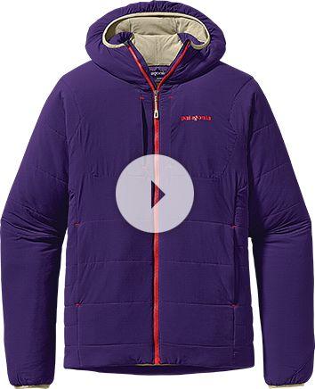 Patagonia's New Nano-Air™ Jacket & Hoody