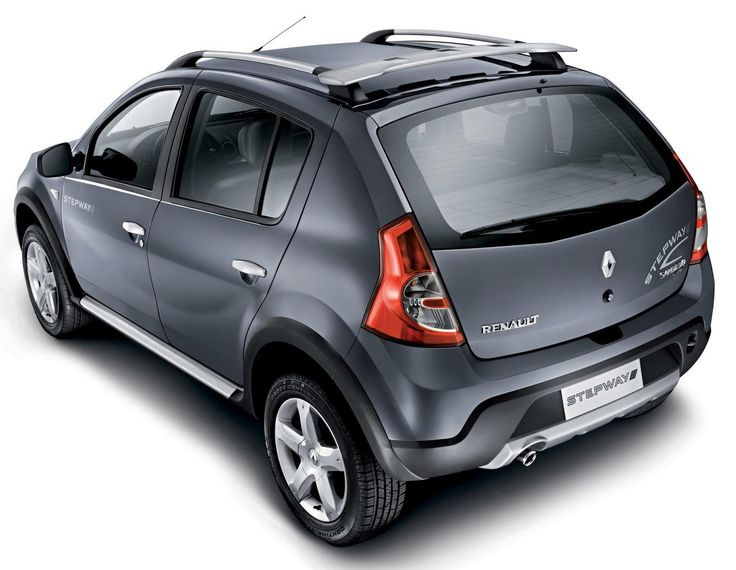 Review Dacia Sandero RS Release Rear Side View Model