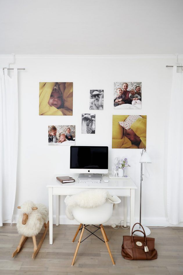 home office work room furniture scandinavian. 16 Inspirational Scandinavian Work Room Designs That Will Motivate You Home Office Furniture :