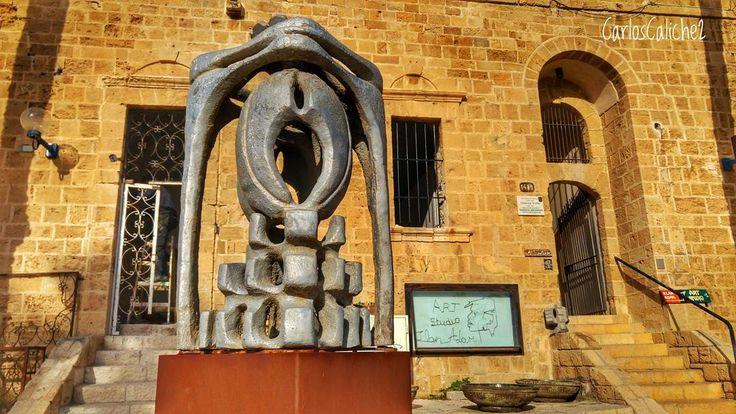 Donde nace el arte / Where art is born     #art #studio #israel #love #sculpture #buildings #travelphoto #travelling #travel #myphoto #mytravel #myphotography