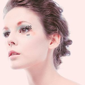 Polka Dot Pop Lashes Full, £10, now featured on Fab.