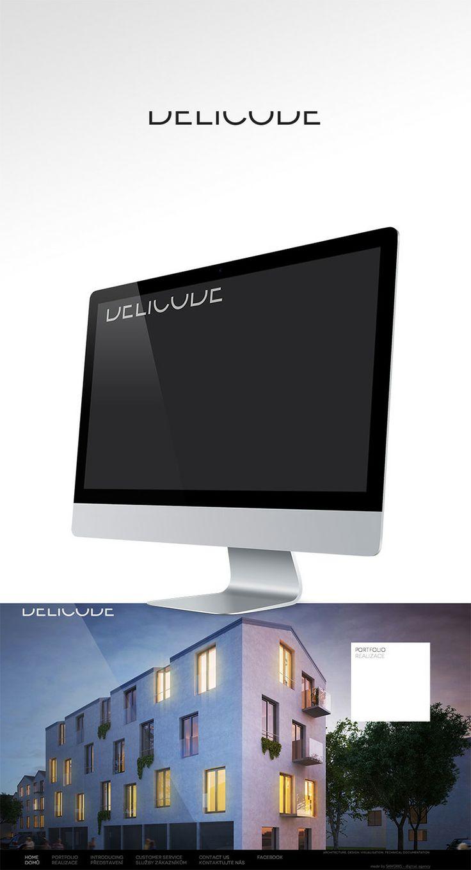 www.delicode.cz #webdesign #logotype