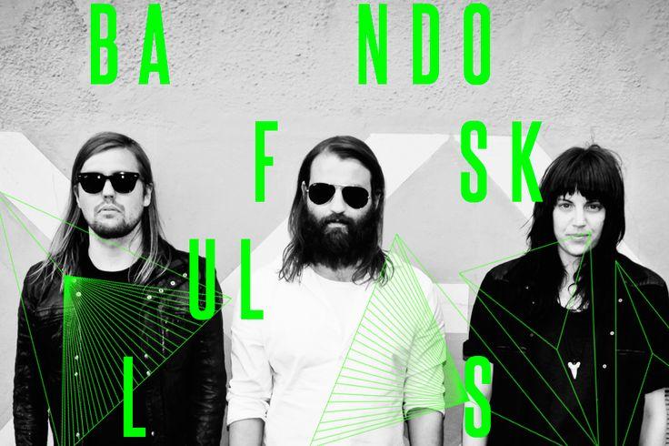 Band of Skulls kommer tilbake til Slottsfjell i sommer. Les mer på www.slottsfjell.no