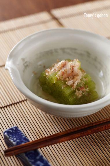 Fuki, Japanese butterbur ふきの煮物