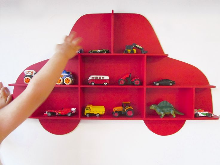 Estanteria auto para autitos - car shelve for cars