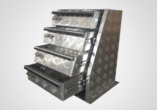 We supply ute trays, #utetoolboxes, truck tool boxes, ladder racks for utes & other vehicle accessories at competitive prices in Melbourne.
