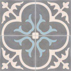 Carreau de ciment PREMIUM Château gris/bleu, 40 x 40 cm http://www.leroymerlin.fr/v3/p/produits/carreau-de-ciment-premium-chateau-gris-bleu-40-x-40-cm-e1400957194#&xtmc=carreau_de_ciment&xtcr=10