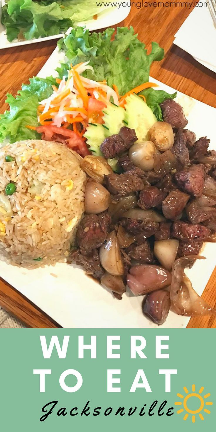 Jacksonville Restaurants Where To Eat In Vietnamese Eatjax Localeats Jacksonvillerestaurants Pho Today