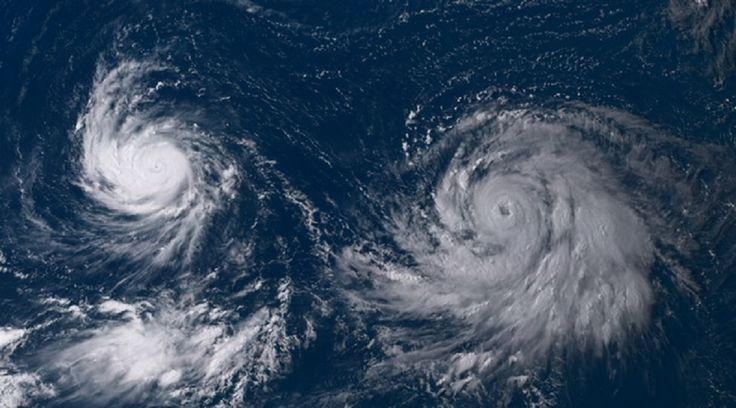 Typhoon Goni Takes Aim at Taiwan While Typhoon Atasani Continues Gaining Strength East of Saipan