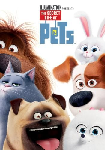 The Secret Life of Pets for Rent, & Other New Releases on DVD at Redbox