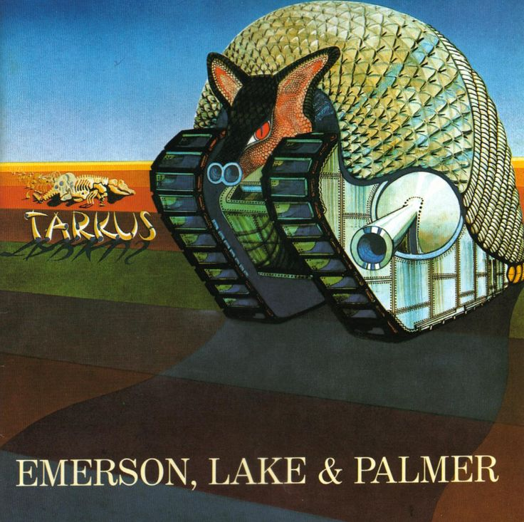 Another prog rock album cover familiar to many http://www.guitarandmusicinstitute.com. EMERSON LAKE & PALMER