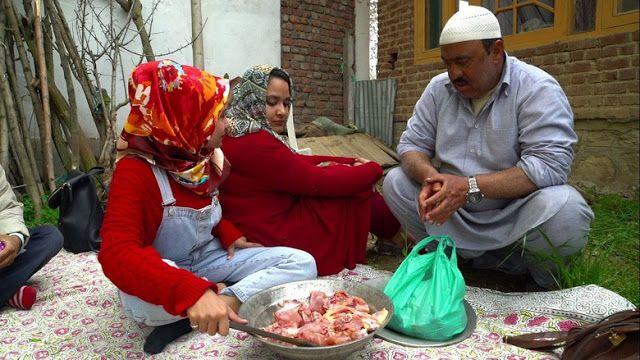 Kebersamaan Bersama Di Lembah Kashmir Kebersamaan Bersama