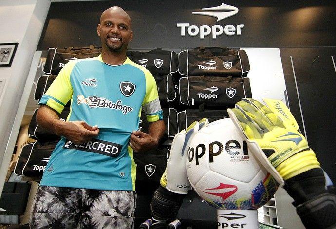 BotafogoDePrimeira: Botafogo lança camisa especial para Jefferson, que...
