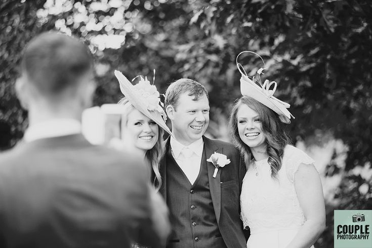 Fun family photos. Wedding photography at The Brooklodge Hotel by Couple Photography.