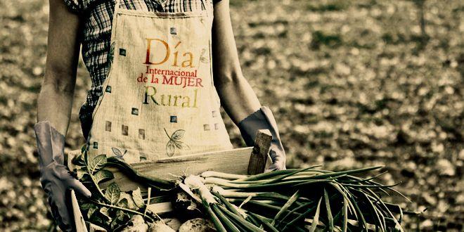 Diferentes actividades en los municipios para la celebración del Día Internacional de la Mujer Rural.