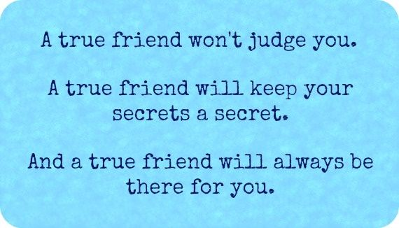 quotes about true friends - Google Search