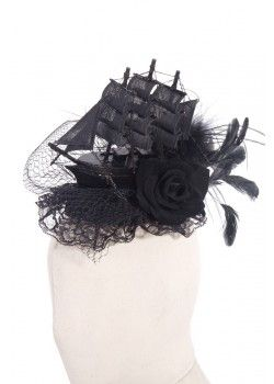 Sailors Dream Headdress [Black] 1