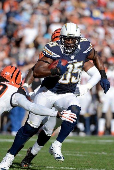 Antonio Gates, San Diego Chargers