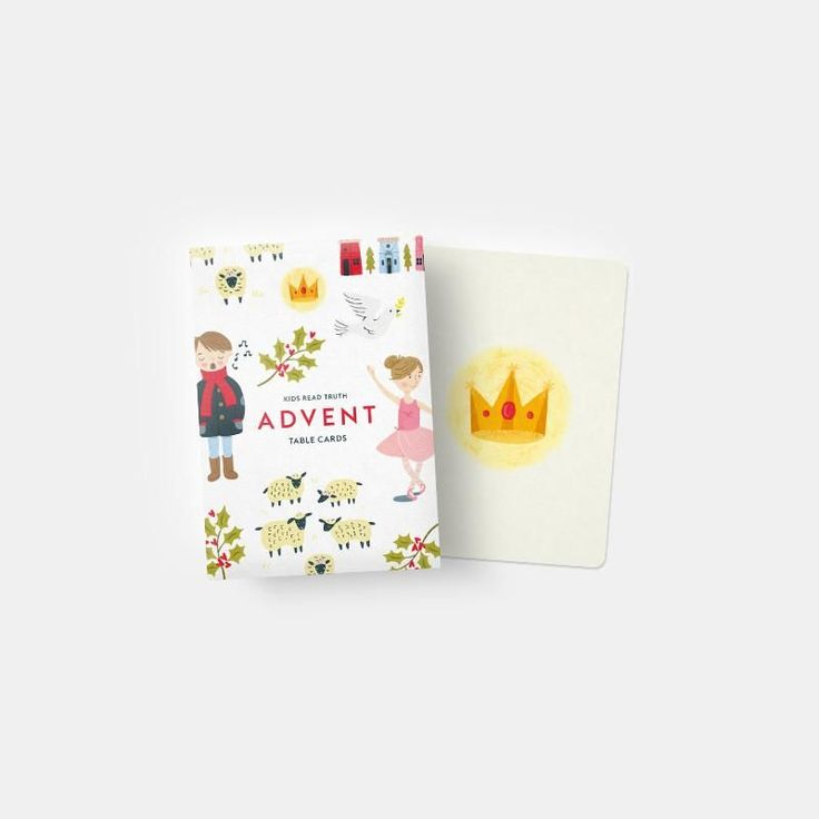 Advent 2016 Table Cards   Kids Read Truth