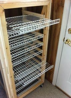 soap curing rack idea