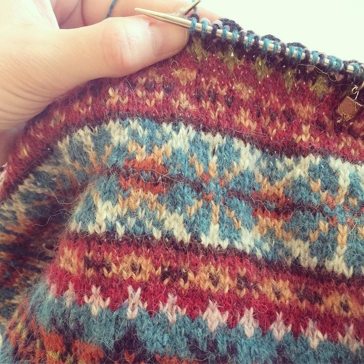 522 best fair isle images on Pinterest   Knitting, Embroidery and ...