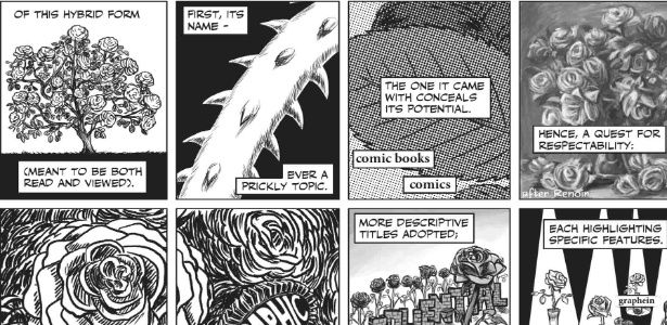 Professor publica tese de doutorado em forma de quadrinhos nos EUA - Notícias - UOL Educação