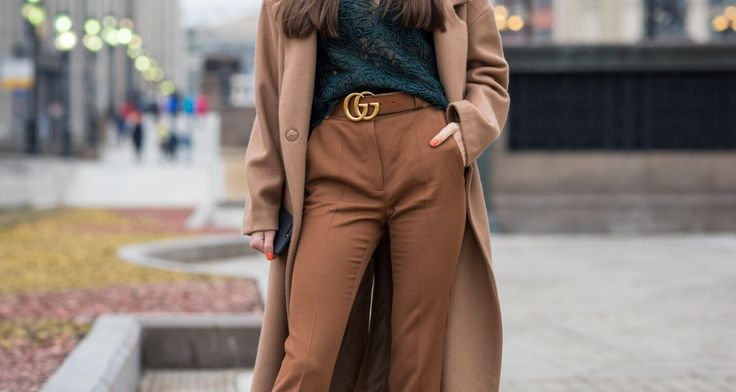 Street Style of Mercedes-Benz Fashion Week Russia.