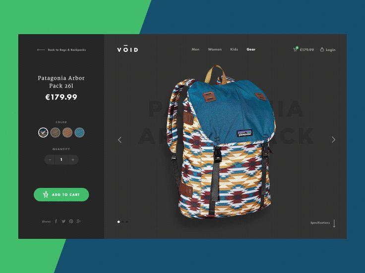 Sidebars Inspiration — Muzli -Design Inspiration — Medium