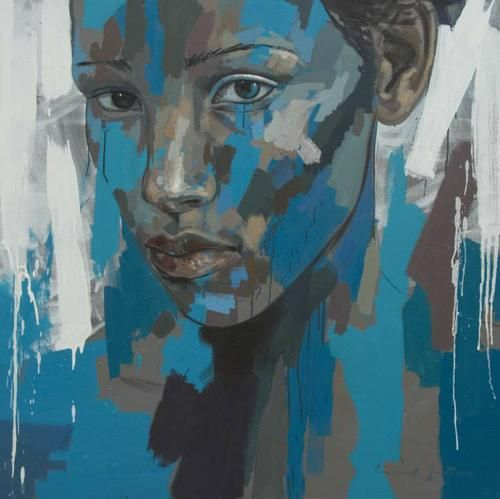 Lionel Smit - Contemporary Artist - Figurative Painting - STRATA