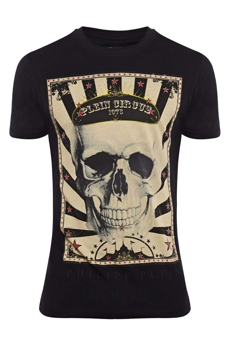 philipp plein official website t shirt plein circus. Black Bedroom Furniture Sets. Home Design Ideas