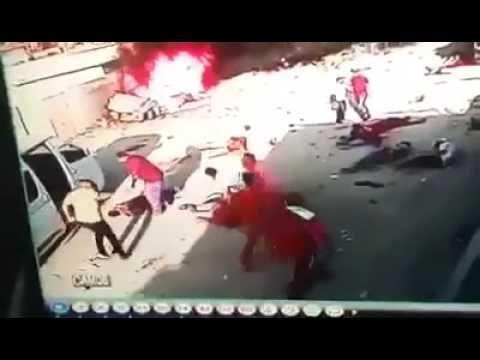 Теракт. Замечательное видео из Багдада