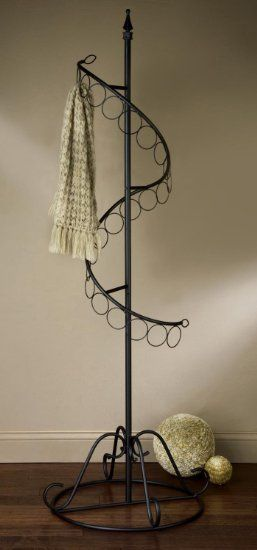 Amazon Com 72 Quot Spiral Scarf Tree Retail Rack Display
