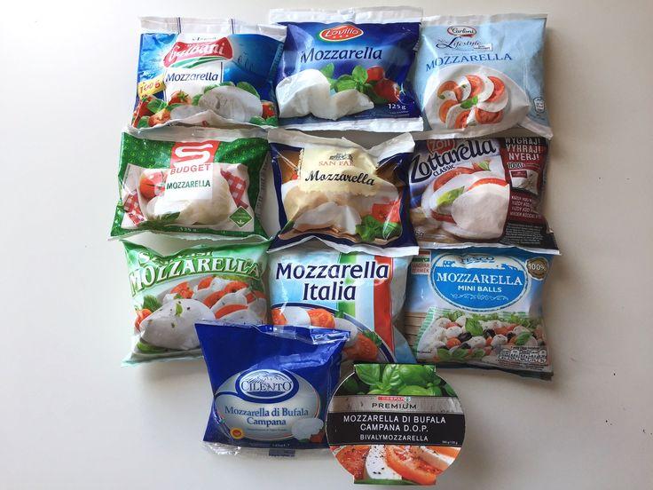 Mozzarellákat teszteltünk - Az első és a második helyen is holtverseny született | NOSALTY