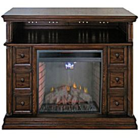 Allen Roth 60 In Sienna Electric Fireplace Ask Home Design