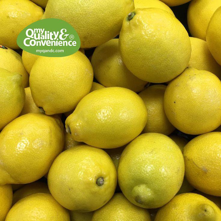 Juicy and sour...   #MyQandC #uae #middleEast #Dubai #dxb #lemon #fruit #veggie #vegan #veg #veggy