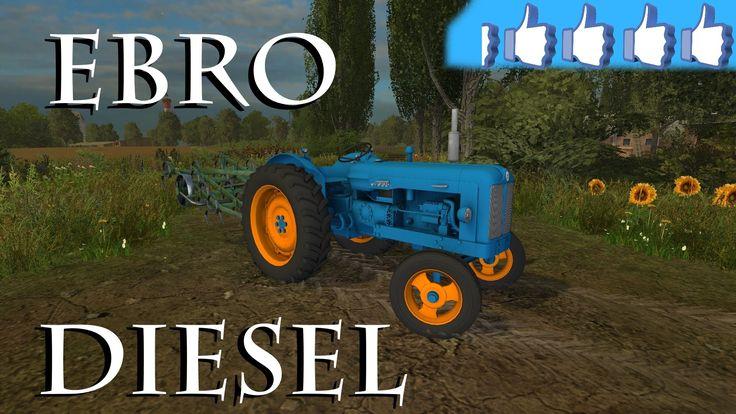 Review Ebro Diesel #FS15