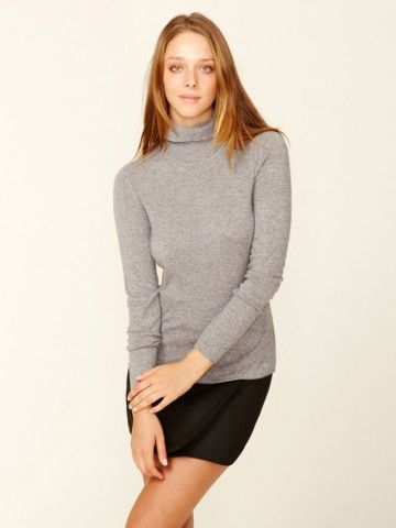 47 best Cashmere Turtleneck Sweaters women images on Pinterest ...