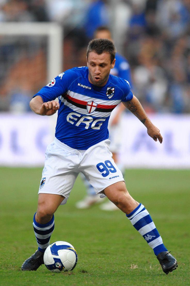 Antonio Cassano - Sampdoria