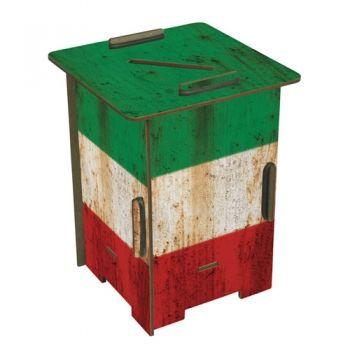 "Werkhaus Shop - Twinbox - 162 ""Flagge Italien"""
