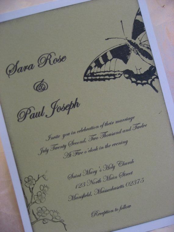 for invitation