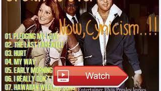 Elvis Presley 'My Way' Dream is Over Now Cynicism  P17 MARCLIO ELVIS THE KING