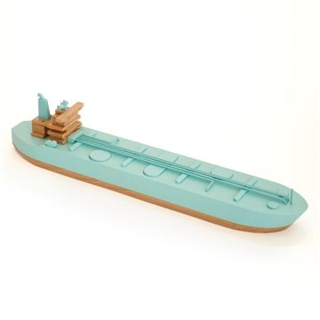 Playforever Wooden Boat TI Asia